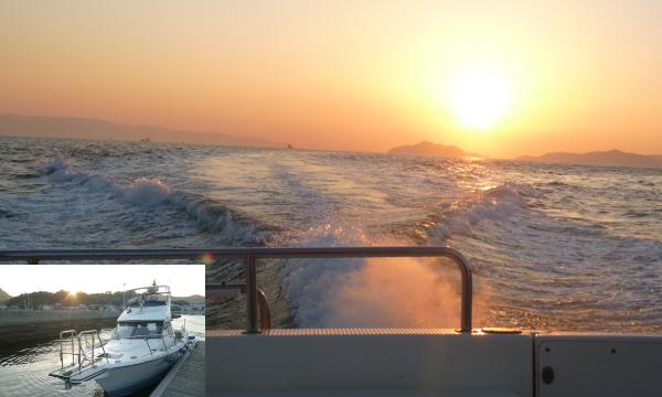 海上タクシー